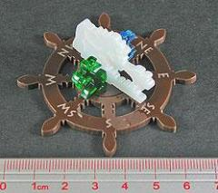 Deluxe Naval Compass