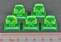 Animosity Marker Set