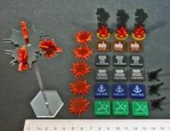 Air Combat Ground Target/AA Set