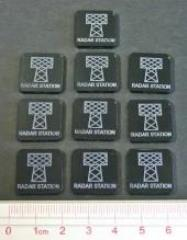 Radar Station Tokens