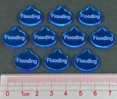 Flooding Tokens
