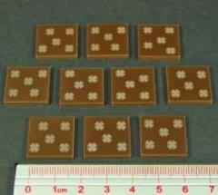 Mine Field Tokens