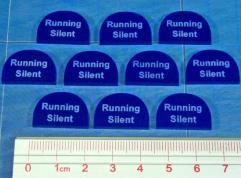 Running Silent Tokens
