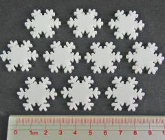 Snow Flake Tokens