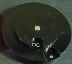 Combat Dial 0-100 - Black
