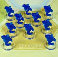 Dominant Species - Amphibian Markers (10)
