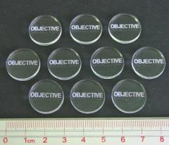 Axis & Allies - Objective Tokens