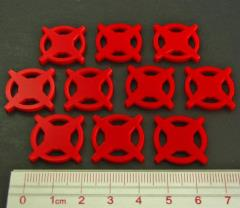 Eclipse - Star Base Tokens, Red