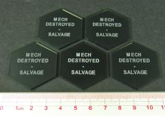 Destroyed Salvage Tokens