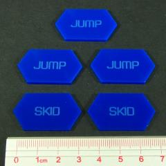 Jump/Skid Tokens