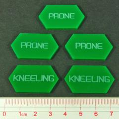Prone/Kneeling Tokens