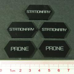 Stationary/Prone Tokens
