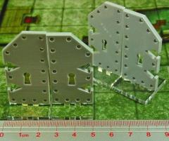 Metal Door Markers - Large (4)