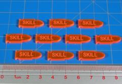 Skill Bullet Tokens
