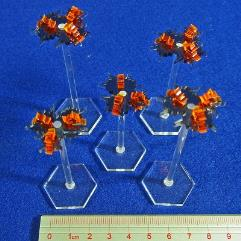 Mini Flak-Markers (5)
