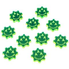 Command Tokens - Squadron, Green