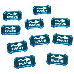 Defense Tokens - Evade, Blue