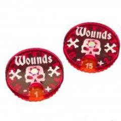 Wound Dials - #1-15