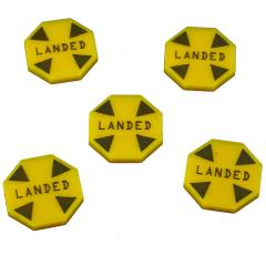 Landed Action Tokens