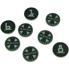 Objective Tokens 1-8