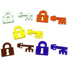 Lock and Key Tokens (10)
