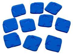 4e Dungeon Floor Ice Tiles - Fluorescent Blue