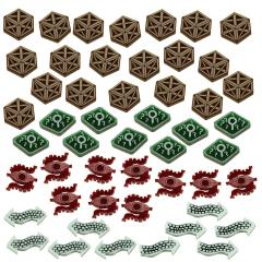 Cthulhu Adventure Token Set