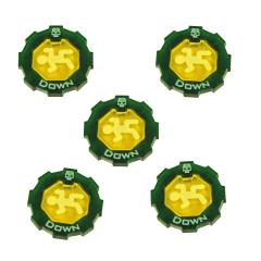 Premium 2-Tone Down Token Set
