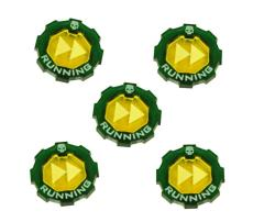 Premium 2-Tone Running Token Set (5)