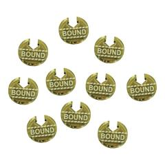 Bound Tokens - Transparent Bronze