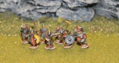 Late Saxon Infantry Command