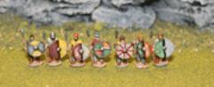 Late Saxon Fyrd (Standing)