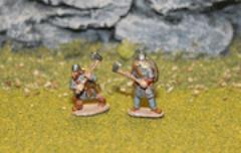 Late Saxon Huscarls (2H Axes)