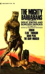 Mighty Barbarians, The - Great Sword and Sorcery Heroes