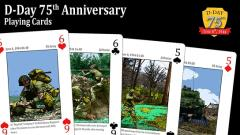 D-Day Playing Cards - 75th Anniversary Edition
