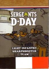 German Light Infantry - Sharpshooter Team