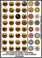 Greek Hoplite Shields - Type 3