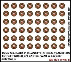Seleucid Phalangite Shields - Type 1