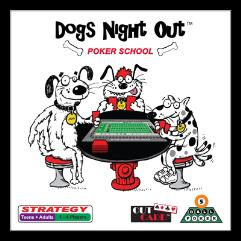 Dog's Night Out - Poker School