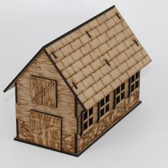 Abitha, The Barn