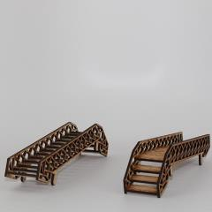 Scaffolding Stairs (2-pack)