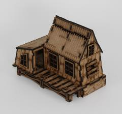 Parvis' House