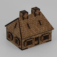 Villers-Bocage Farmhouse