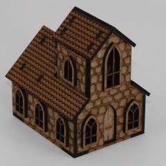 Pastoral Chapelle