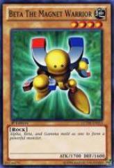 Beta The Magnet Warrior (Common)