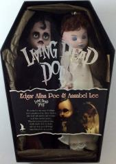 Edgar Allen Poe & Annabel Lee