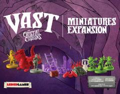 Crystal Caverns, The - Miniatures