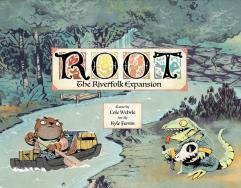 Root - The Riverfolk Expansion (Kickstarter Exclusive)