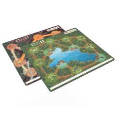 Root - Mountain/Lake Playmat
