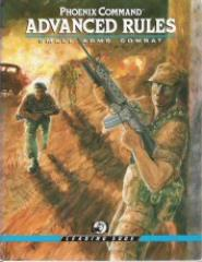Advanced Rules for Small Arms Combat (1st Printing)